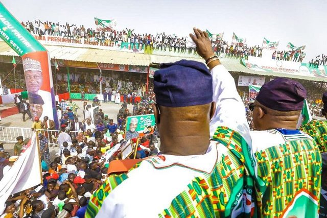 Postponement: Pdp Urges Nigerians Not To Buckle Before Anti Democratic Forces