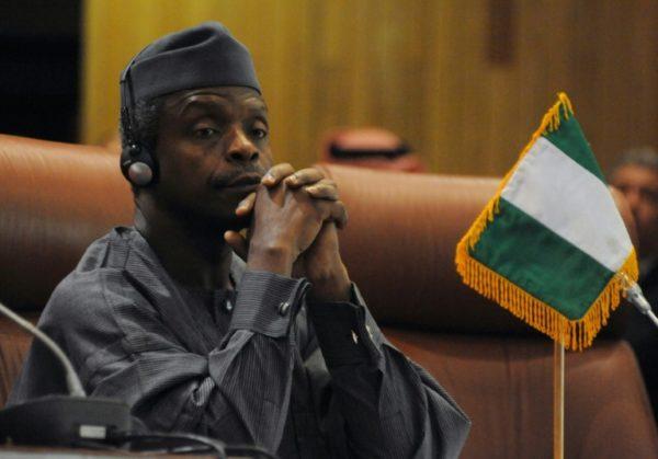 Yemi Osinbajo: Nigeria's Vice President