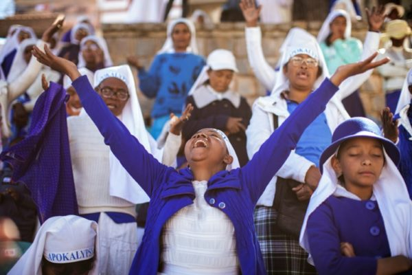 Madagascar religions, new and old, joust for followers