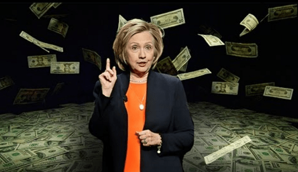 Image: Massive Non-Profit Money Laundering Exposed Among Wealthiest and Most Influential Democrats