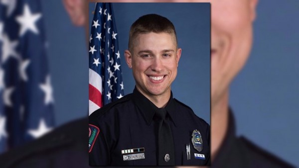 Image: Meet Alan Horujko – the heroic young police officer who saved lives at Ohio State by taking action