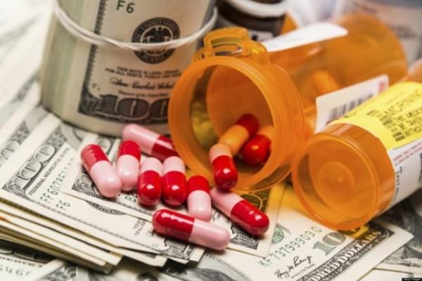 圖片:大製藥永遠不會治愈癌症的原因