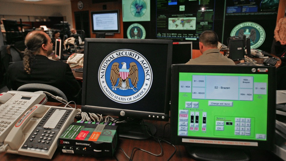 Image: The surveillance state coup has succeeded: NSA now running the country, tapping top secret phone calls and blackmailing those who do not comply