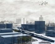 Pe hârtie, suntem buni: Așa ar trebui să arate sudul Bucureştiului în anul 2035
