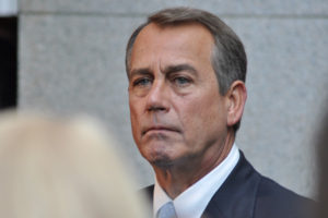 How far off is cannabis legalisation now that even ?crusty old Republicans? like former Republican speaker of the House of Representatives, John Boehner, supports it? Photo: Medill DC