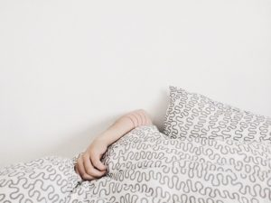 Fibromyalgia can cause sleep problems. Photo: Esther Max