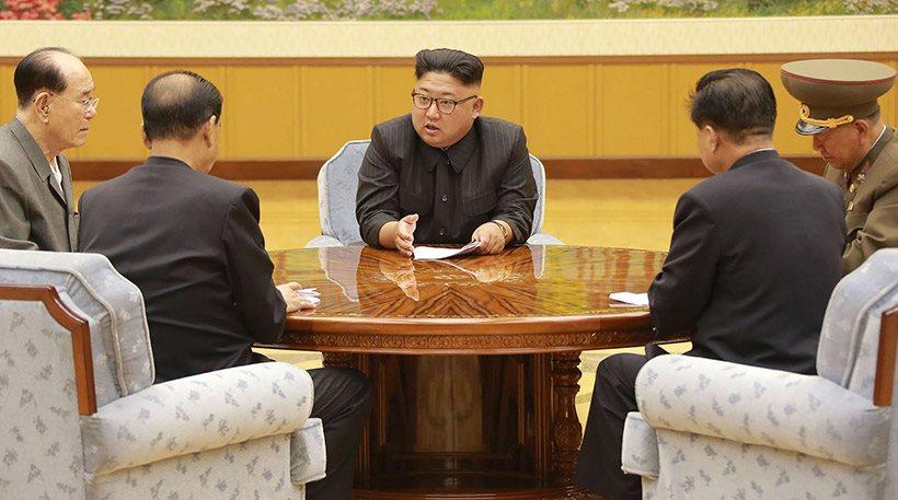 Η Βόρεια Κορέα απειλεί να «βυθίσει» με πυρηνικά την Ιαπωνία!