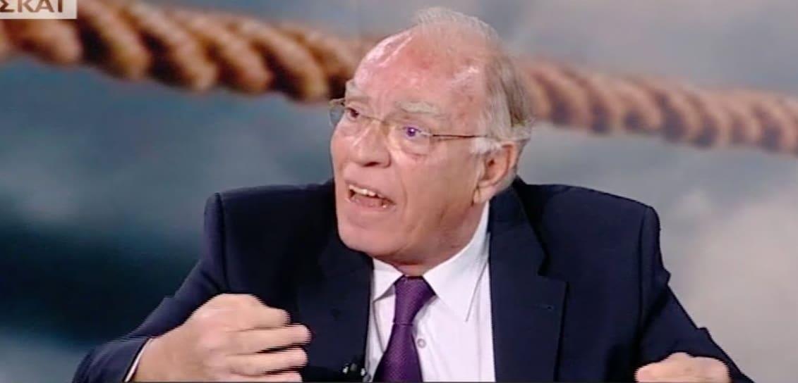Λεβέντης: «Ο Τσίπρας μπορεί να πουλήσει και την Ακρόπολη για να μείνει στην εξουσία»
