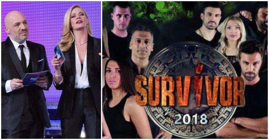Survivor vs Sunday Live… Σάρωσε τα Πάντα και με Διαφορά… Η Τηλεθέαση που Δεν Περίμενε Κανείς!