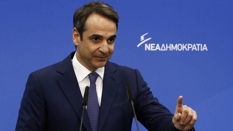 """Κυριάκος Μητσοτάκης """"Οι Ελληνες είναι τεμπέληδες, αφιλότιμοι και ανεπρόκοποι"""" στον Γιώργο Αυτιά."""