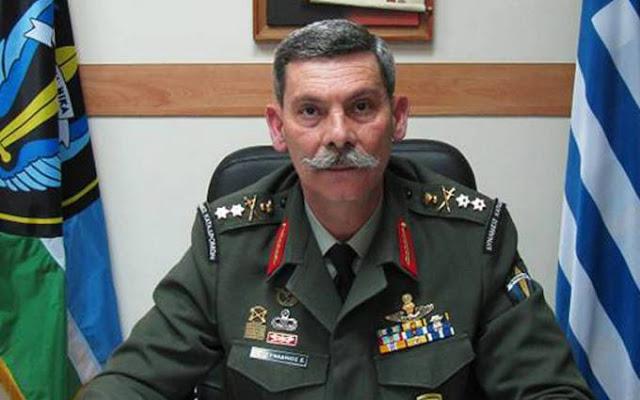 EKTAKTO : Αποχώρησε από την Χρυσή Αυγή ο Στρατηγός Ελευθέριος Συναδινός