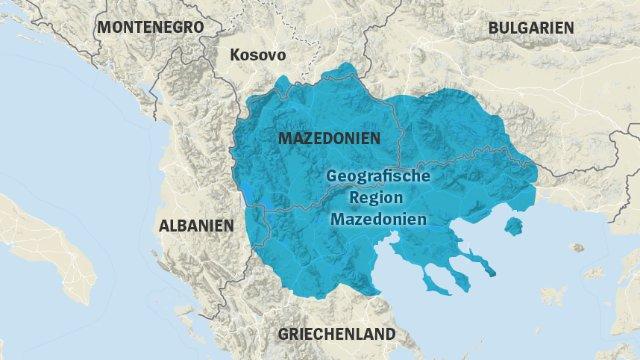 ΕΚΤΑΚΤΟ -Τα Σκόπια αποκτούν πρόσβαση σε Θερμαϊκό-ελληνική ΑΟΖ – Υλοποιείται το γερμανικό σχέδιο για ανεξάρτητη Μακεδονία του Αιγαίου