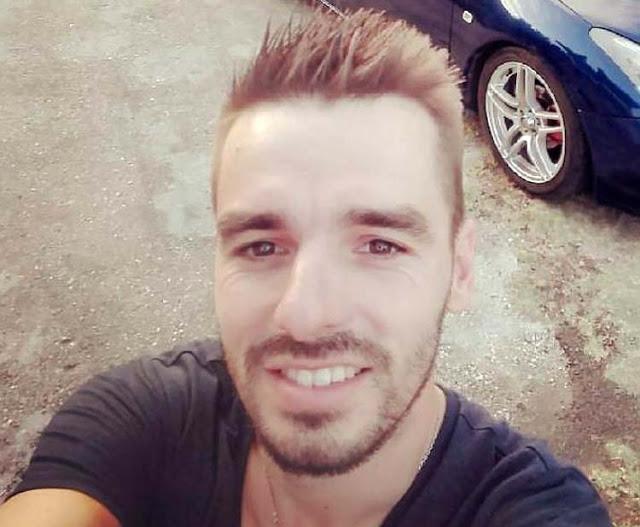 Εσβησαν για παντα τα πιο ομορφα μάτια..Έχασε την μάχη για τη ζωή ο 32χρονος Γιάννης Ζυγοροδήμος