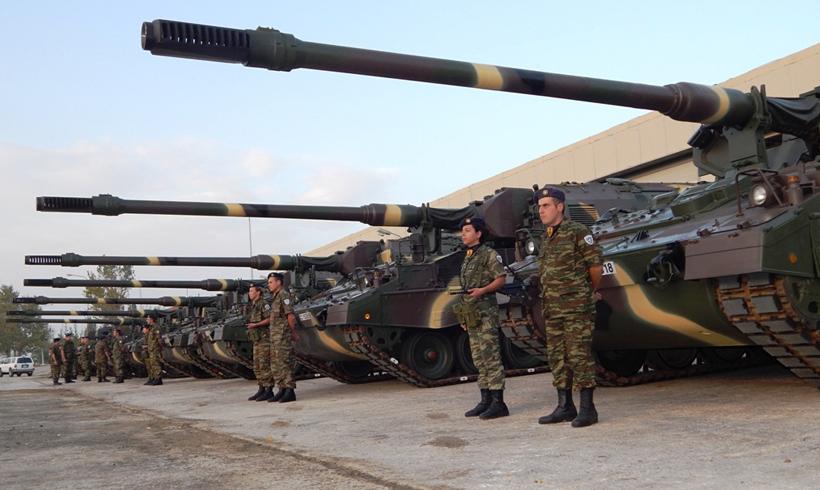 Φοβήθηκαν τις…ερπύστριες; Διέταξαν να μείνουν εντός Στρατοπέδων δυνάμεις του Στρατού; Οι δηλώσεις Φ.Κουβέλη- N.Bούτση και η παρέμβαση Α/ΓΕΕΘΑ