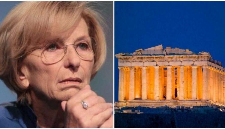 Γιατί οι Ευρωπαίοι και όλος ο κόσμος μισεί τους Έλληνες – Μια Ελβετίδα το εξηγεί στο βιβλίο της με τίτλο «Σκυλάνθρωποι»