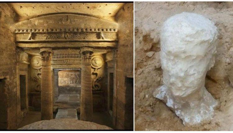 Αλεξάνδρεια: Βρέθηκε τάφος που επιστήμονες λένε ότι μπορεί να ανήκει στον Μέγα Αλέξανδρο