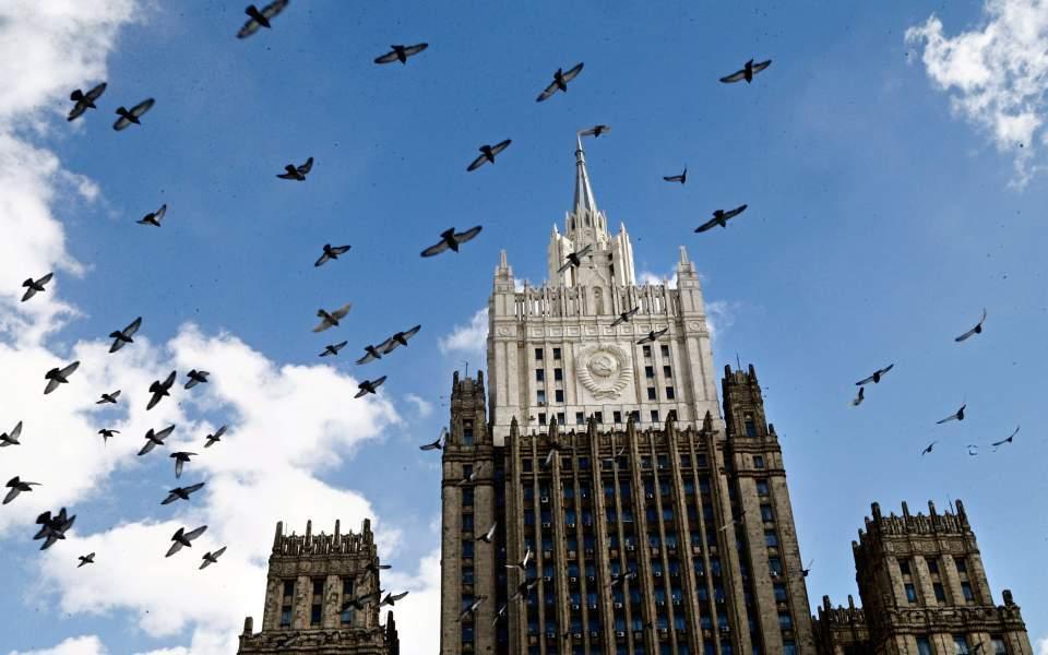 Μύδροι από τη Μόσχα: «Οι ΗΠΑ χειραγώγησαν την ψηφοφορία στην σκοπιανή Βουλή!»