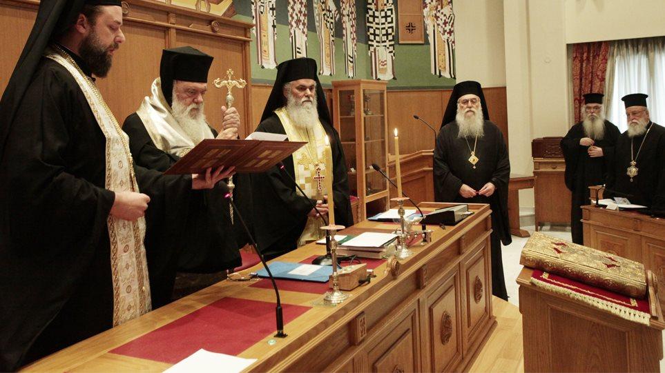 Ιερώνυμος: Ο Τσίπρας αναγνώρισε ότι το Δημόσιο κατέλαβε εκκλησιαστική περιουσία