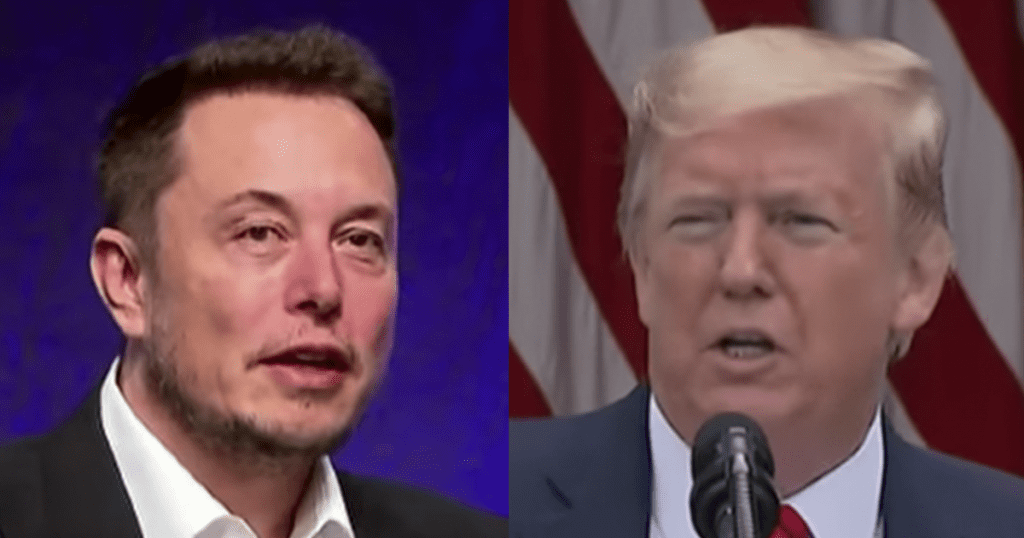 Elon Musk Thanks Trump for Telling California They Should Let Tesla Open the Plant | News Thud
