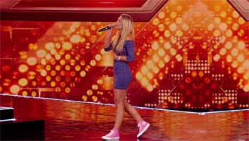 Louisa Johnson X Factor