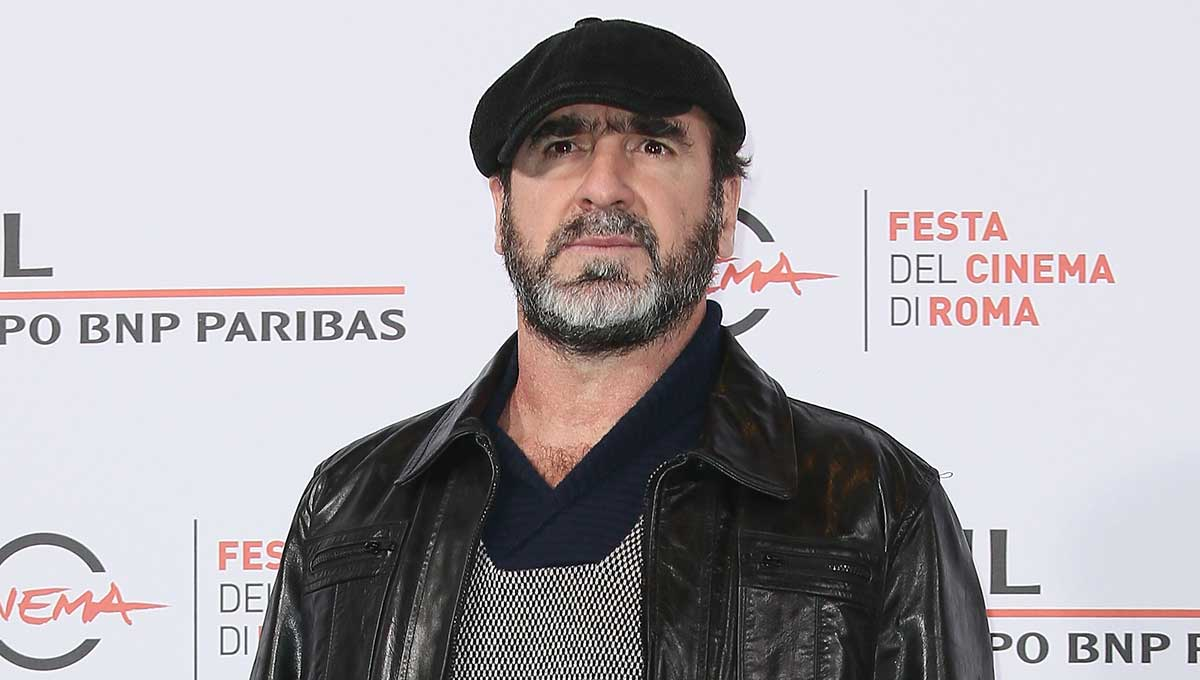 Eric cantona is most known for his skill on the soccer field. F*ck it, let's send in Cantona, says EU