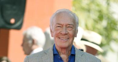 Christopher Plummer ready to take over Spacey part 1