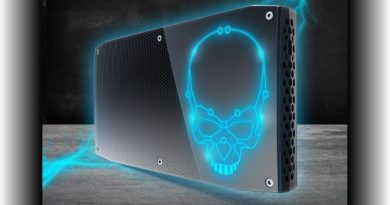 Details Leak on Intel's Upcoming Radeon-Powered Hades Canyon NUC 12
