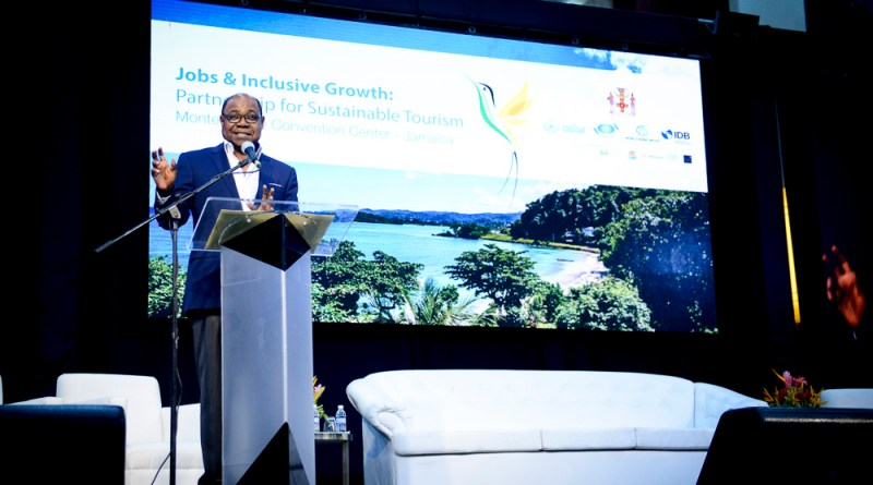 Minister Bartlett welcomes global hospitality sector to Jamaica 3
