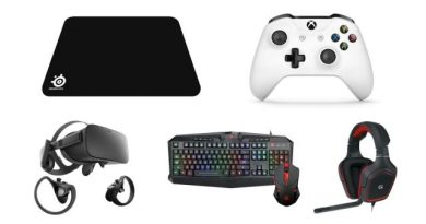 The Best PC Gaming Accessories 1