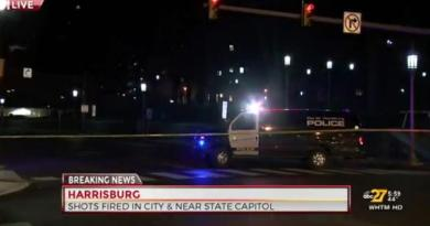 Gunman killed in shootout with Capitol Police in Pennsylvania 2