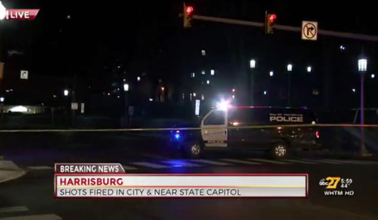 Gunman killed in shootout with Capitol Police in Pennsylvania 5