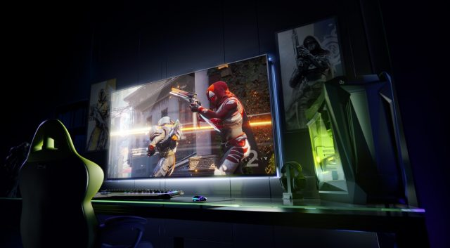 Nvidia Goes All-In On G-Sync With New 'BFGD' Ultra-High-End Displays 9