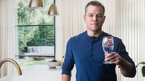 Stella Artois' New Super Bowl Commercial with Matt Damon Has Little to Do With Beer 1