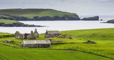 You Can Buy an Entire Scottish Island for $350,000 3