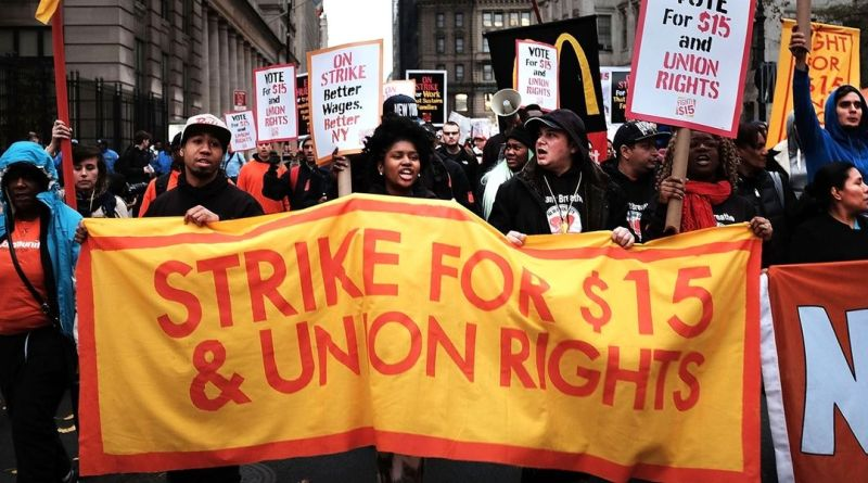 These 18 States Just Raised the Minimum Wage 22