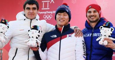 Parsons wins GB's first medal with skeleton bronze - highlights & day-seven round-up 6