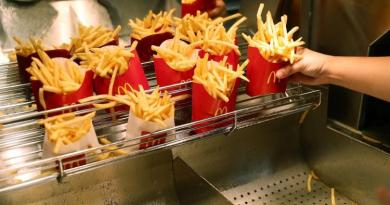 Study: Chemical in McDonald's fries could cure baldness 2