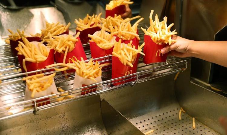 Study: Chemical in McDonald's fries could cure baldness 7