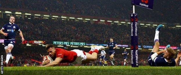 'Gatland had a glint in his eye' - are Wales Six Nations title challengers? 1