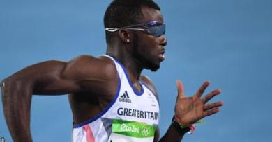 GB sprinter Levine suspended after failing drugs test 8