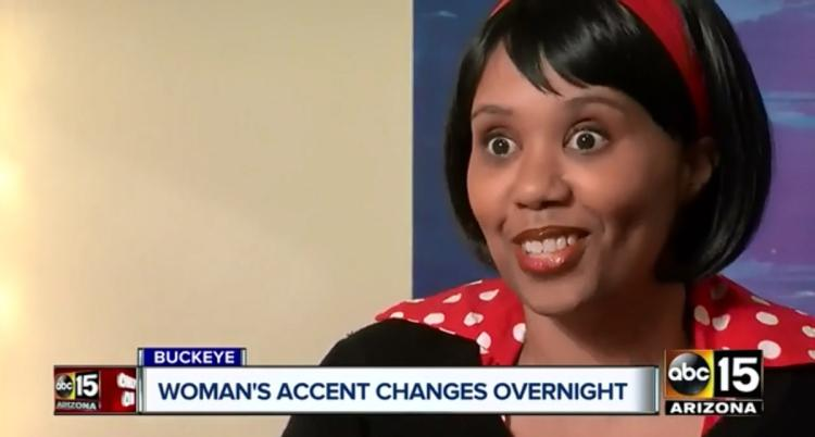 Arizona woman wakes up speaking with a British accent 20