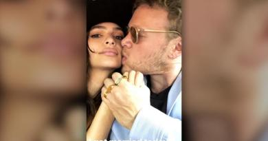 Emily Ratajkowski marries Sebastian Bear-McClard in NYC 1
