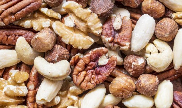 Nuts may be key to fighting this common cancer 6