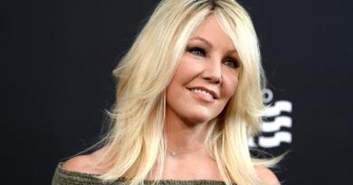 Heather Locklear heads to rehab after domestic violence arrest 2