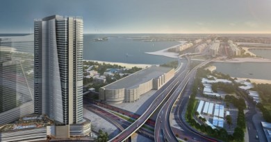 Avani Hotel Suites & Branded Residences scheduled for 2020 opening in Dubai 3