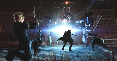 The Pirated Version of Final Fantasy XV is Much Faster Than the Legal Game 4