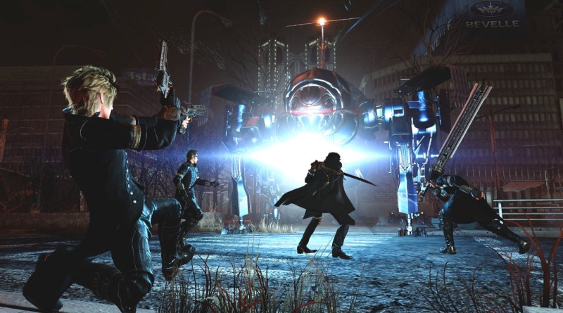 The Pirated Version of Final Fantasy XV is Much Faster Than the Legal Game 13