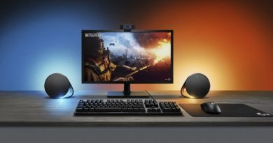 Logitech Packs All the RGB You Can Handle Into Its New G560 Gaming Speakers 2