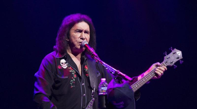 Gene Simmons doesn't know why he's been banned from Fox News 9