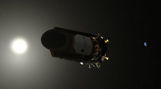 Kepler Spacecraft Will Run Out of Fuel In the Coming Months 2